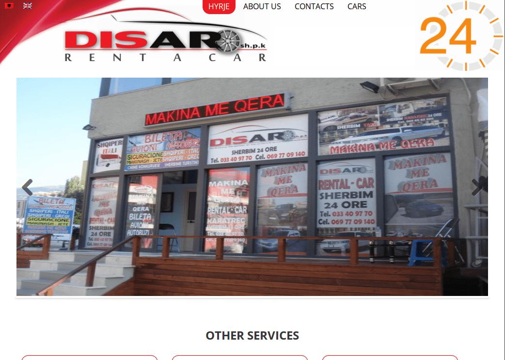 www.disaro.al